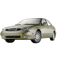 Chevrolet Leganza Boot Liner (1997 Onwards)