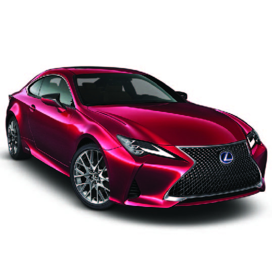 Lexus RC 300H 2015 Onwards
