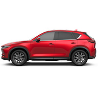 Mazda CX-5 Boot Liners