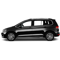 VW Touran Car Mats (All Models)