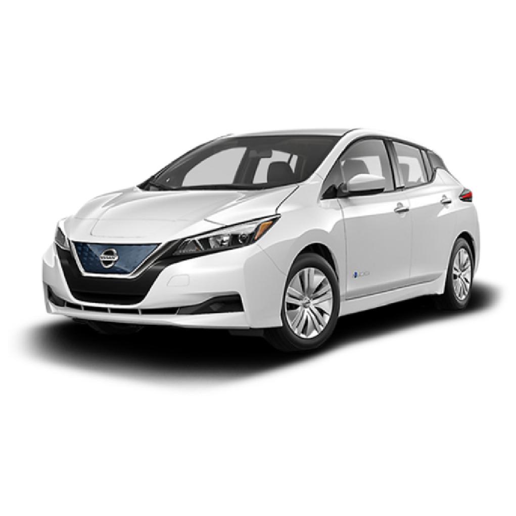 Nissan Leaf ZE1 Boot Liners (2017 Onwards)