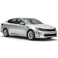 Kia Optima Boot Liners (All Models) (2012 Onwards)