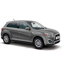 Mitsubishi ASX 2010 Onwards