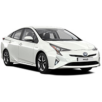 Toyota Prius Boot Liners