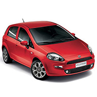 Fiat Punto Boot Liners
