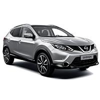 Nissan Qashqai Car Mats (All Models)