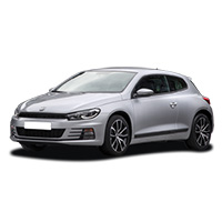 VW Scirocco Boot Liner (2008 - 2017)