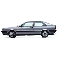 Audi Coupe GT Car Mats 1984 - 1991