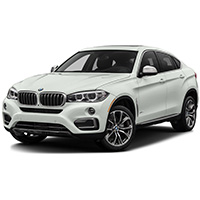 BMW X6 Boot Liners