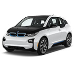BMW i3 Boot Liners