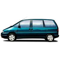 Peugeot 806 MPV 1995-2002