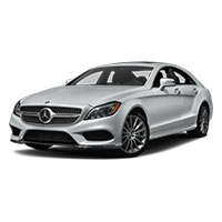 Mercedes CLS Boot Liners