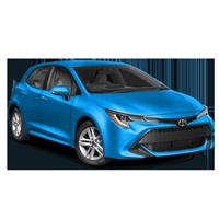 Toyota Corolla Car Mats (All Models)