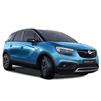Vauxhall Crossland X 2017 Onwards