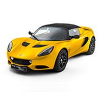 Lotus Elise Series 3 2011 Onwards