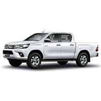 Toyota Hilux Car Mats (All Models)