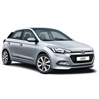 Hyundai i20 Boot Liners