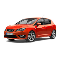 Seat Ibiza Boot Liners