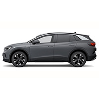VW ID.4 Car Mats (2021 Onwards)
