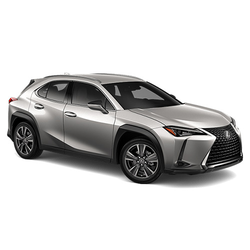 Lexus UX Boot Liners (2019 Onwards)