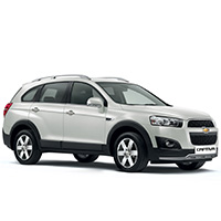 Chevrolet Captiva (5 Seater) 2007 Onwards