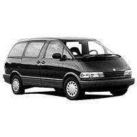 Toyota Previa GS & GX & LX & GLX MPV 1990-1999