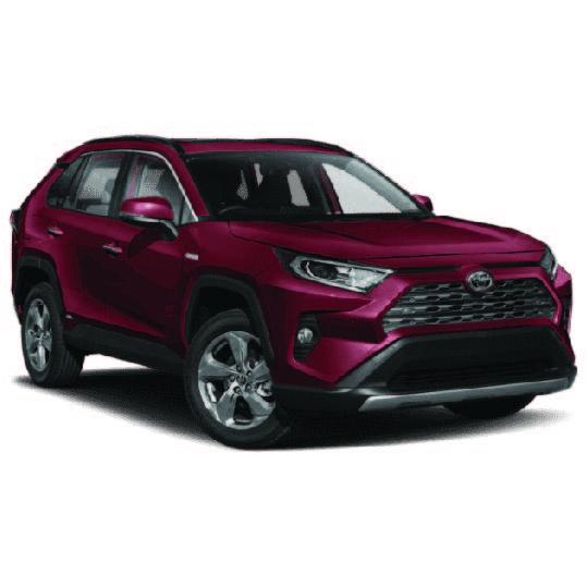 Toyota Rav 4 Hybrid 2018 Onwards