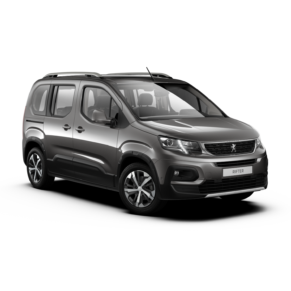 Peugeot Rifter Boot Liner (2018 Onwards)
