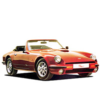 TVR S2 1986 - 1994
