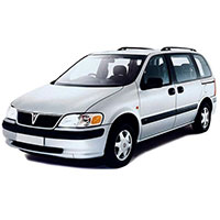 Vauxhall Sintra MPV 1996-1999