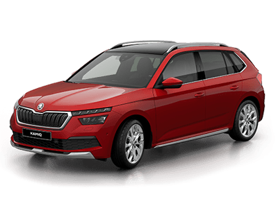 Skoda Kamiq 2019 Onwards