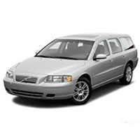 Volvo V70 Boot Liners