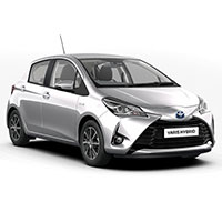 Toyota Yaris Hybrid 2011 - 2019